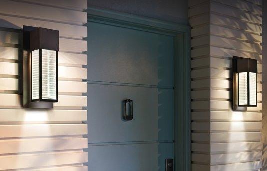 Outdoor Light Fixtures - Home Exterior Pendants, Flush & Porch Lighting
