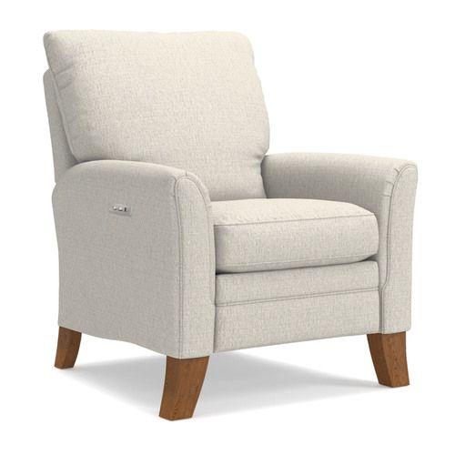Riley High Leg Power Reclining Chair | La-Z-Boy