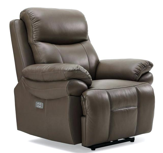Powered Recliner Powered Recliner Chair With Power Headrest Leather