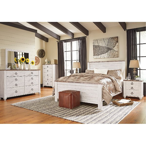 Queen bedroom sets | RC Willey Furniture Store