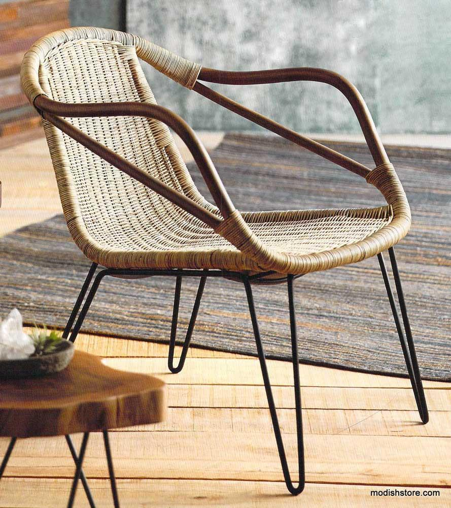 Roost Rapallo Rattan Chair u2013 Modish Store