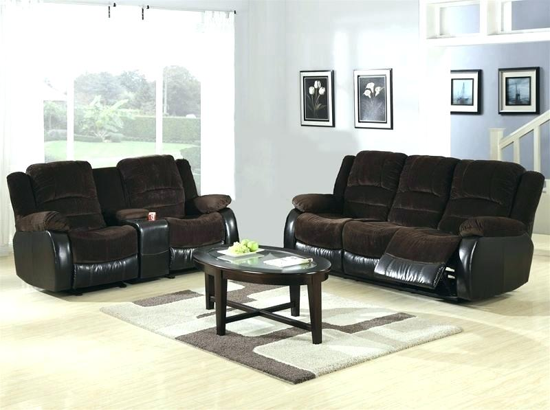 Leather Reclining Sofa And Loveseat Reclining Sofa And 55 Power