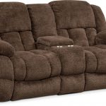 Come closer, with a dual reclining loveseat!