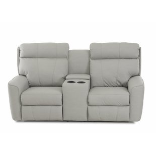 Loveseat Recliner With Console | Wayfair