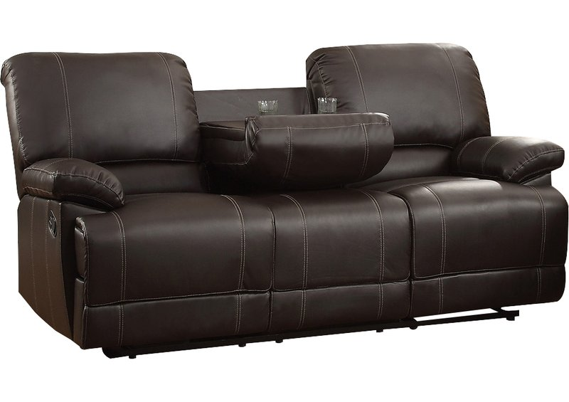 Install a reclining sofa make the    sitting room comfortable