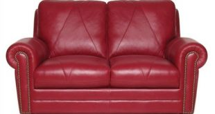 Red Barrel Studio Barnstormer Leather Loveseat & Reviews | Wayfair