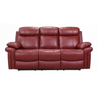 Buy Red, Leather Sofas & Couches Online at Overstock | Our Best