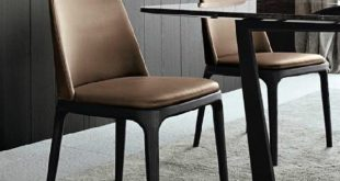 Brand dinette wood dining chair fabric stylish and comfortable