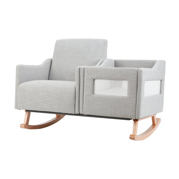 Karla Dubois Emerson Rocking Chair | Wayfair