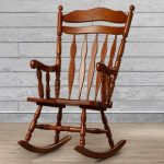 Enjoy a comfortable swing with Rocking   Chair