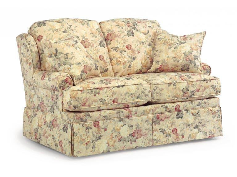 Danville Rocking Loveseat u2013 McGregors Furniture