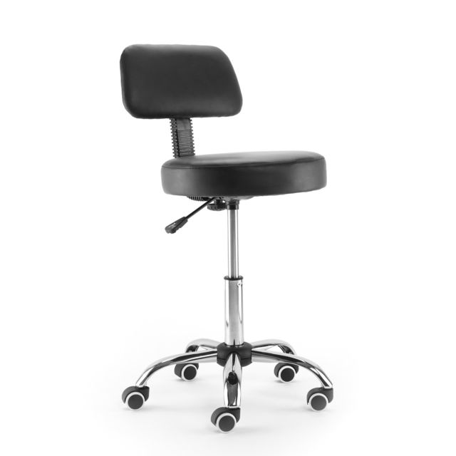 Mainstays High Back Faux Leather Rolling Office Chair Black | eBay
