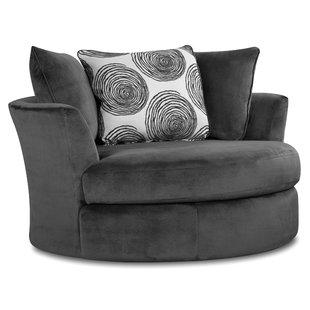 Living Room Swivel Chairs | Wayfair