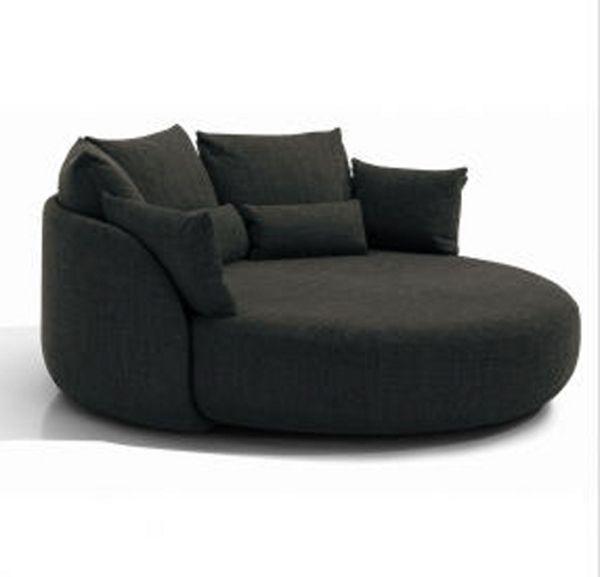 Sit Pretty on Tiamat 200 | Media Room Decor | Pinterest | Round sofa
