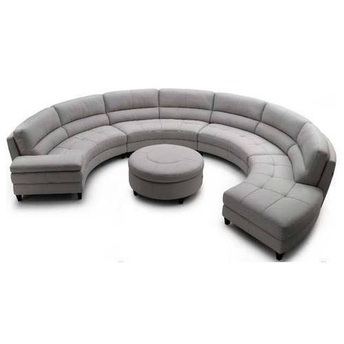 Round Sofa Set at Rs 55000 /set | गोल सोफा सेट, राउंड