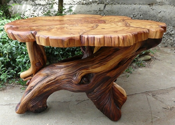 Awesome Rustic Furniture To Brighten Up Your Home | iCreatived
