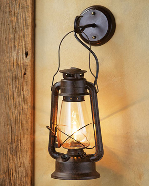 Rustic Lighting Fixtures - A Log Cabin Store