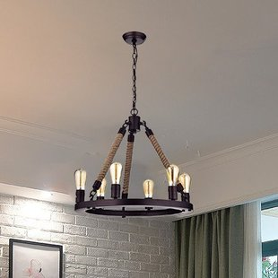 Rustic Lighting Fixtures | Wayfair