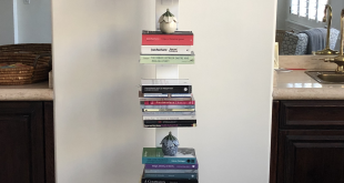 Industrial Design Within Reach Tall Sapien Bookshelves | Chairish