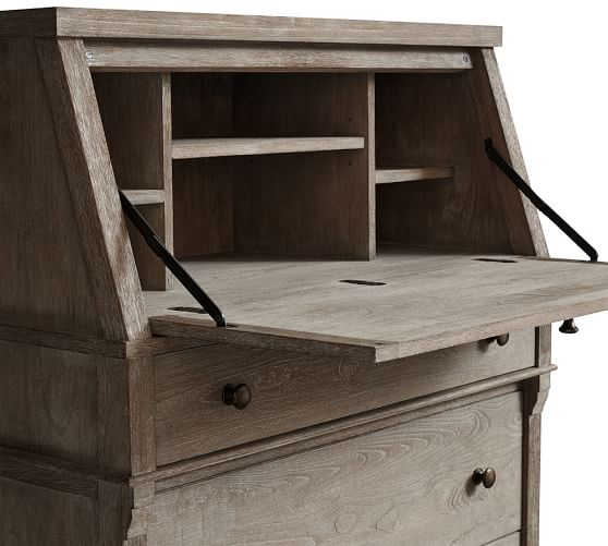 Toulouse Secretary Desk | Pottery Barn
