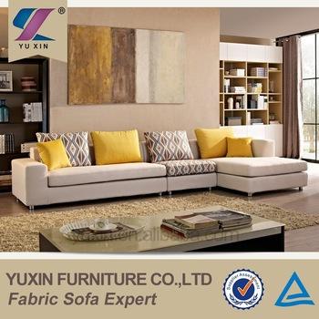 Foshan Shunde Furniture Living Room Corner Sofa Set Designs And
