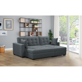 Buy Sleeper Sectional Sofas Online at Overstock | Our Best Living
