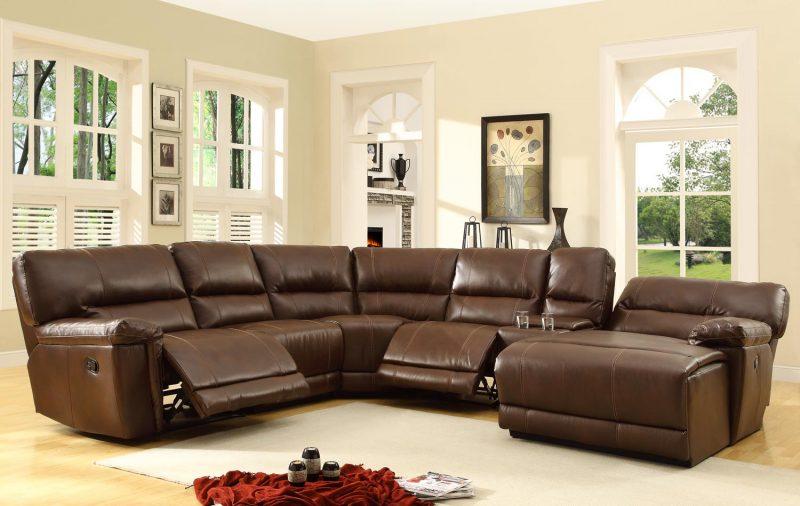 Sectional Sofa: Reclining Sofa Recliner Sofa Beds Reclining