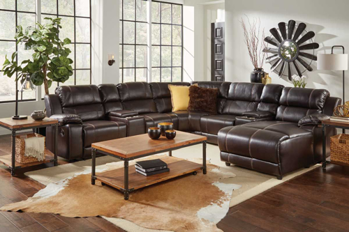 Shop Living Room Sectional Sofas | Badcock &more
