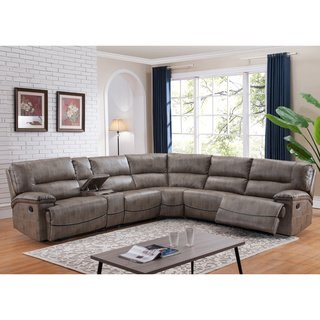 Buy Power Recline Sectional Sofas Online at Overstock | Our Best