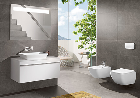 Bathroom planner - design your own dream bathroom online | Villeroy