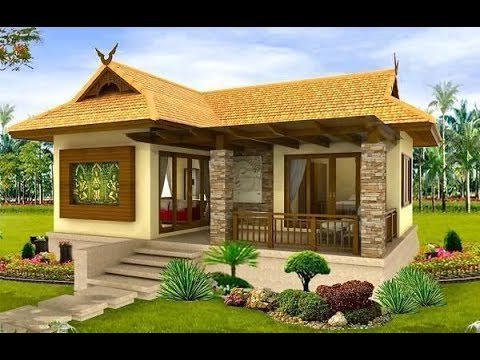 35 Beautiful Images of Simple Small House Design - YouTube