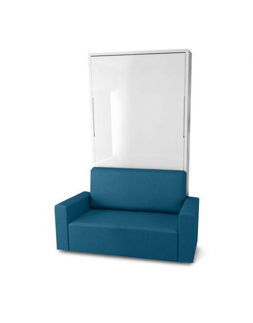 MurphySofa: Twin Vertical Wall Bed Sofa | Expand Furniture - Folding