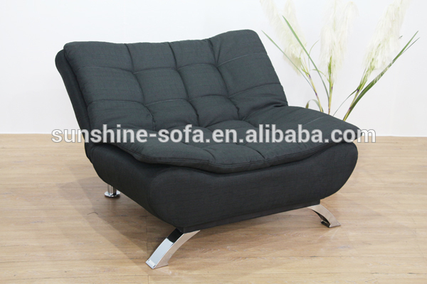 Modern Fabric Single Sofa Bed Chair, View Modern Fabric Single Sofa