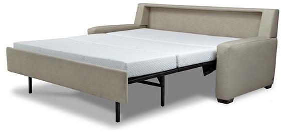 Memory Foam Mattress Sleeper Sofa Regarding PropertyContemporary Art