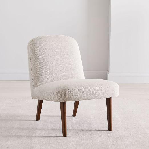 Janie Slipper Chair | west elm