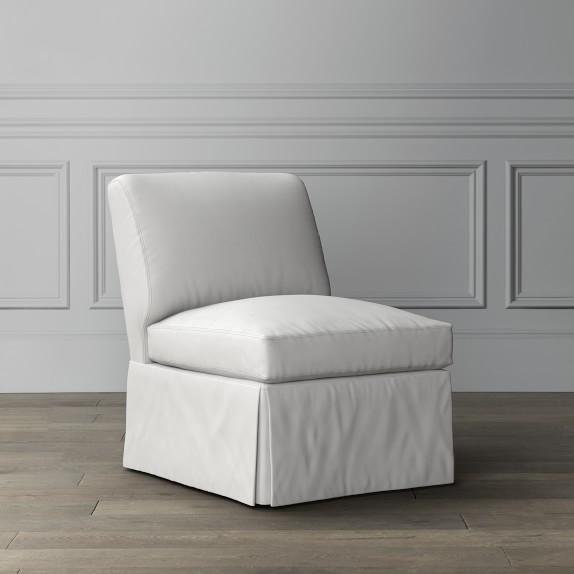 Boyd Slipper Chair | Williams Sonoma
