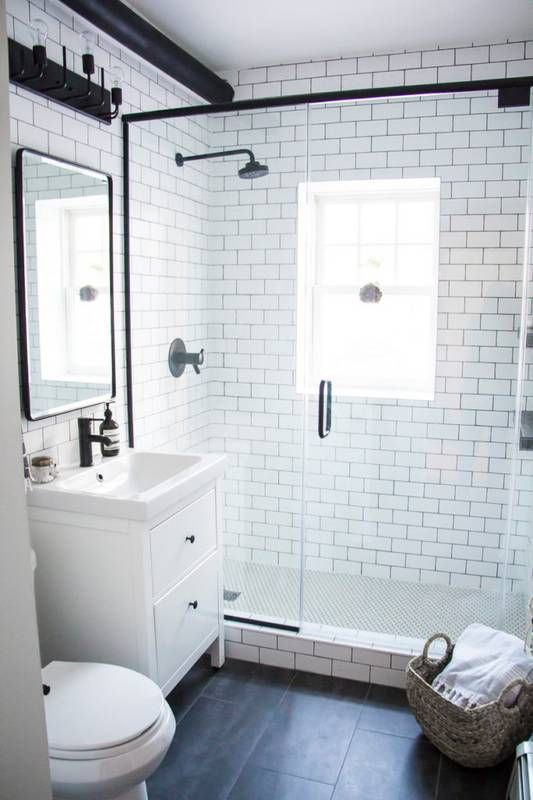 Small Bathroom Decor Ideas - Before After Makeovers | bathroom ideas