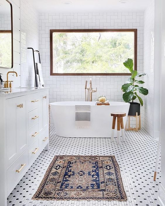 23 Stylish Small Bathroom Ideas to the Big Room Statement!