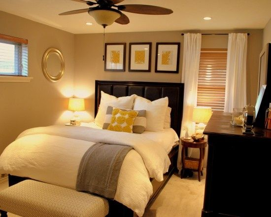 45 Small Bedroom Design Ideas and Inspiration | Proyect | Small