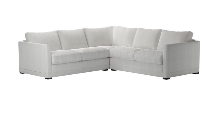 Aissa Small Corner Sofa by Sofa.com in Modular Sofas