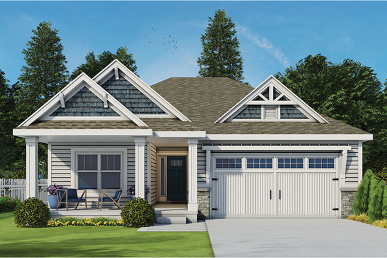 Cottages: Small House Plans with Big Features - Blog - HomePlans.com
