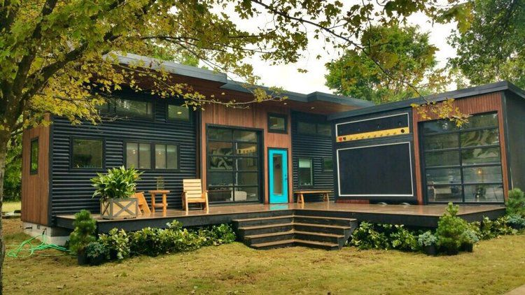 84 Best Tiny Houses 2019 - Small House Pictures & Plans