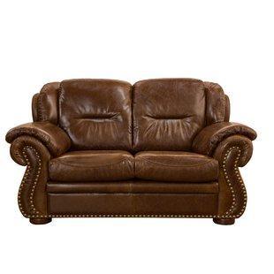 Extra Small Leather Loveseat | Wayfair