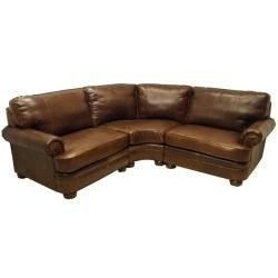 Small Leather Sectional Sofa - Ideas on Foter