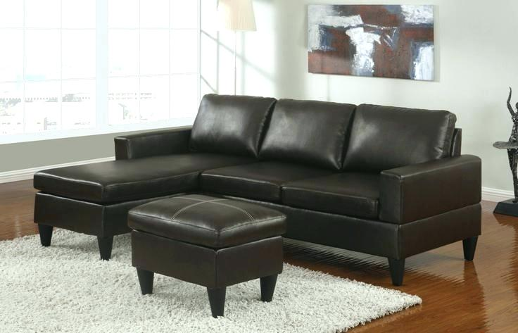 Small Leather Couch Small Leather Sectional Sofa Design Of Small