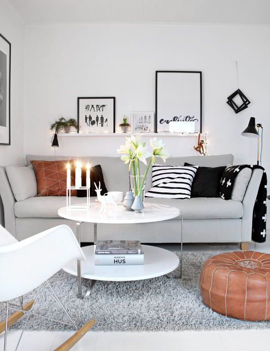 Design Ideas For A Small Living Room | My someday place | Small