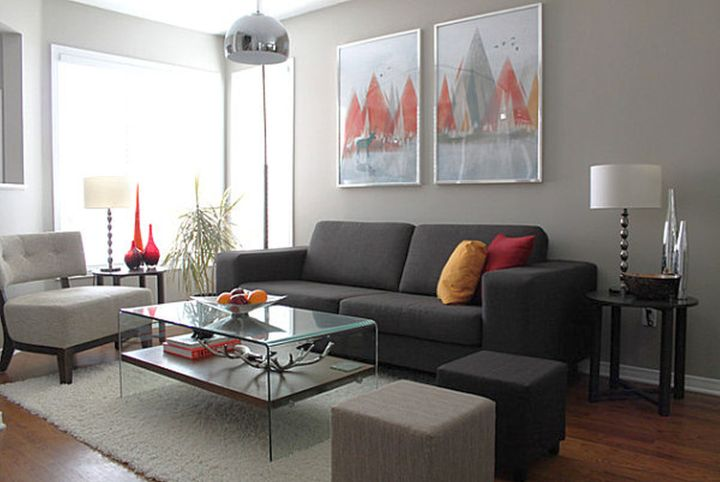 19 Gracious Small Living Room Mesmerizing Modern Small Living Room