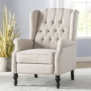 Small Bedroom Recliner Chairs | Wayfair