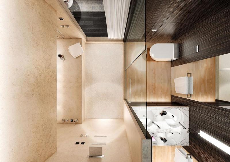 Small Size Premium Spa - Bathroom Design, Small Spaces
