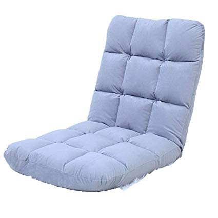 Amazon.com: Lazy Sofa,Folding Single Small Sofa Bed Computer Back